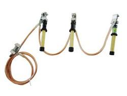 Переносное заземление для РУ до 1 кВ (ПЗРУ-1, ПЗРУ-2)