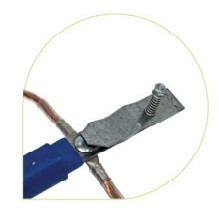 Комплект штанг для заземления воздушных линий с поверхности земли КШЗ-10 Д сеч. 25 мм2