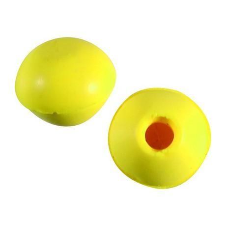 Сменные беруши для BOP на гибком корде (арке), полиуретан, 20 дБ, желтые