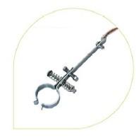 Переносное заземление для пожарных стволов ЗПС-1 Д сеч. 16 мм2, дл. 10 м