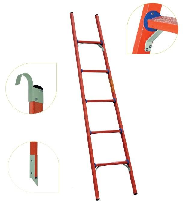 Лестница стеклопластиковая приставная ЛСПД-3,0