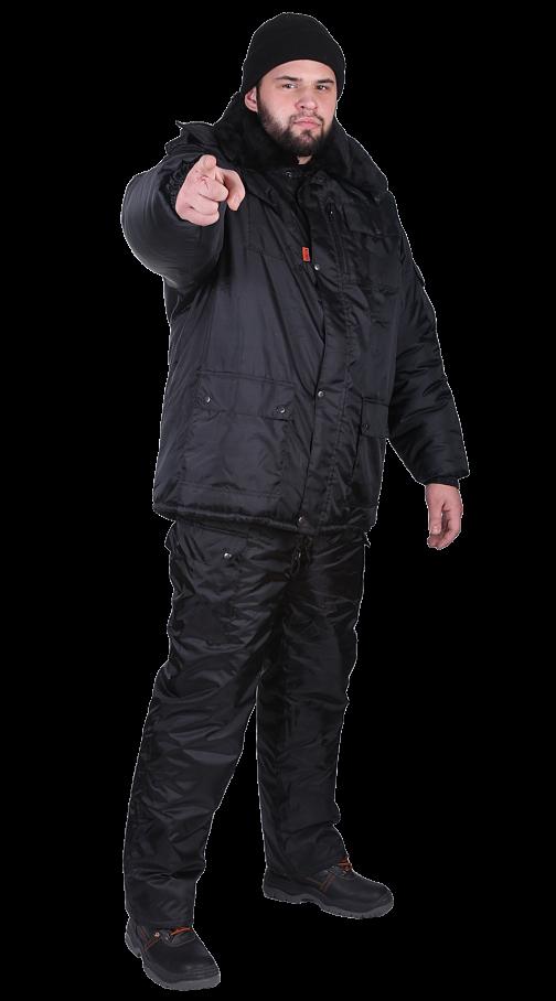 Куртка удлиненная утепленная PENTALAB