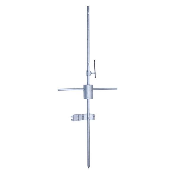 Комплект переносного заземления оцинкованный ZV (1 х 1.5 м)