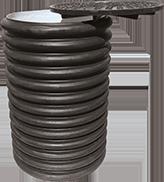 Колодец электролитического заземления контрольно-измерительный (пластик)