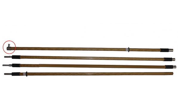 Штанга изолирующая оперативно-универсальная ШОУ-10-4-6,6 Д