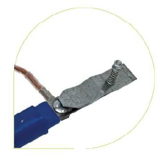 Переносное заземление ПЗУ-1 Д сеч. 50 мм2