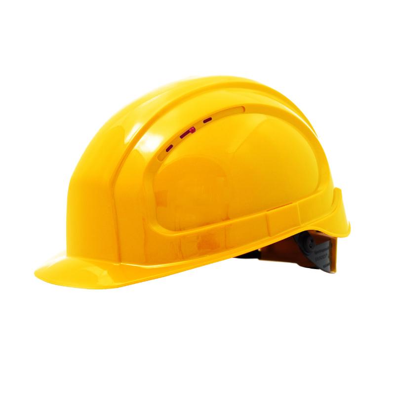 Каска защитная СОМЗ-19 ЗЕНИТ RAPID жёлтая 719815