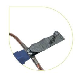 Переносное заземление ЗПЛ-1 Д сеч. 25 мм2