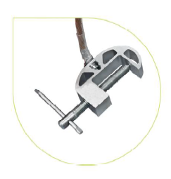 Переносное заземление штанговое ПЗ-330-500 Д сеч. 35 мм2 (пружинный зажим)