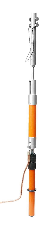 Штанга оперативная ШО-35ДУ с дугогасящим устройством (Электроприбор)