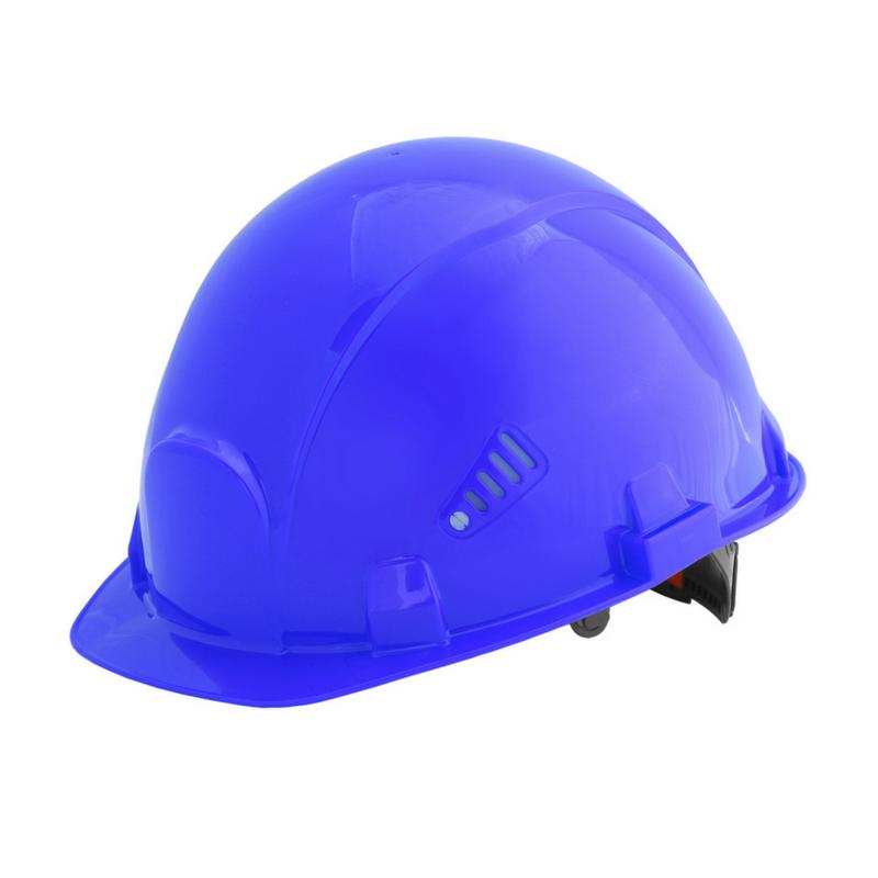 Каска защитная СОМЗ-55 ВИЗИОН синяя 78218