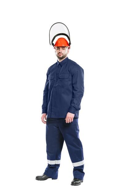 Куртка-рубашка защиты от эл. дуги Рт 640 W-2 (класс 1)