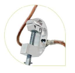 Переносное заземление ПЗРУ-1 Д сеч. 35 мм2