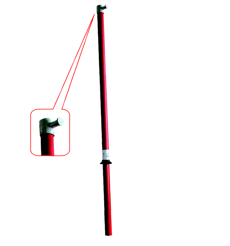 Штанга изолирующая оперативная ШО-15, с протоколом испытаний