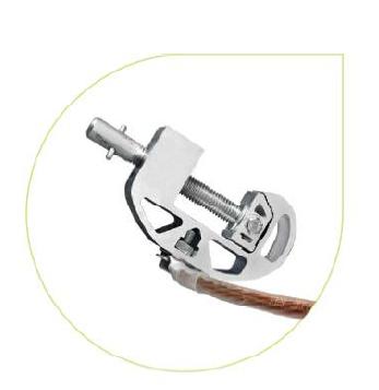 Переносное заземление для грозозащитного троса ПЗТ 330-500 Д сеч. 25 мм2 (винтовой зажим)