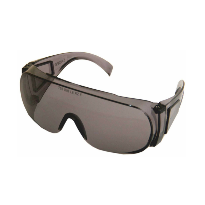 Очки защитные открытые специализированные О22 LASER (РС, 755 нм) 12207