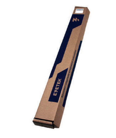 Комплект заземления оцинкованный ZN – 9 (9 м, 16 мм, 6х1500 мм, насадка SDS-max)