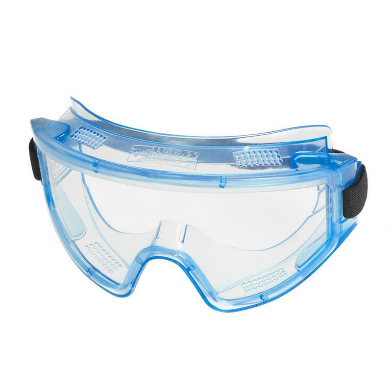 Очки защитные закрытые с прямой вентиляцией ЗП2 PANORAMA super (2С-1,2 PС) 30130