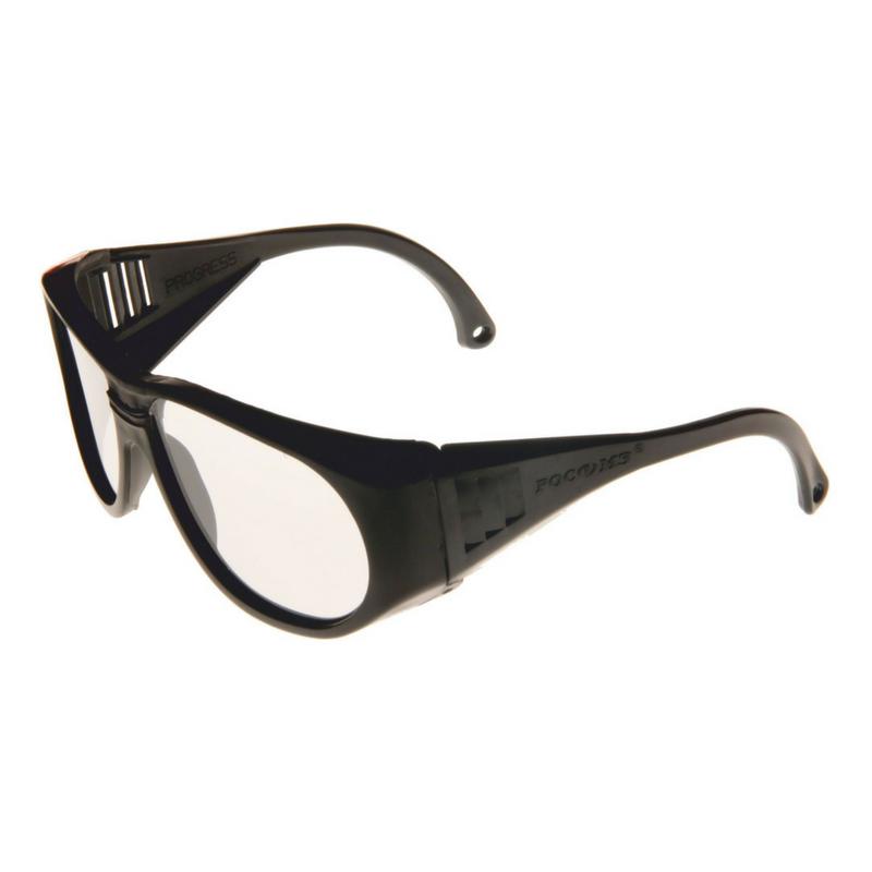 Очки защитные открытые О34 PROGRESS (2С-1,2 стекло) 13410