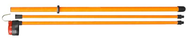 Указатель высокого напряжения бесконтактный универсальный УВНБУ-35-220 (Электроприбор)