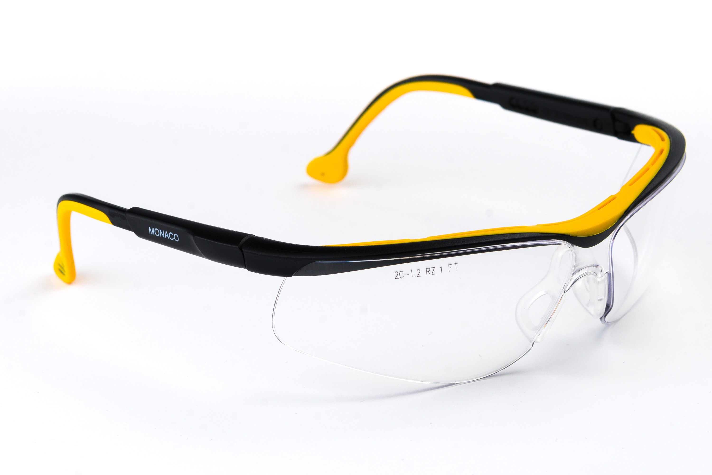 Очки защитные открытые О50 MONACO super (2С-1,2 PC) 15030