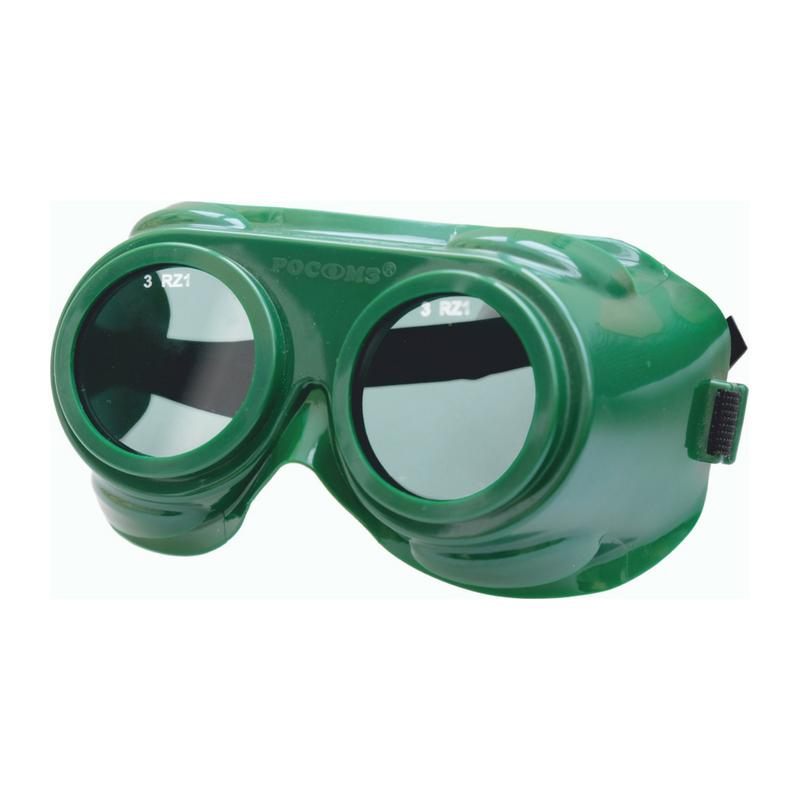Очки защитные закрытые с непрямой вентиляцией ЗН62 GENERAL 26208