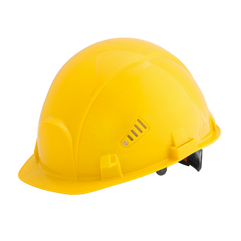Каска защитная СОМЗ-55 ВИЗИОН желтая 78215