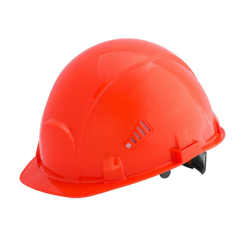 Каска защитная СОМЗ-55 ВИЗИОН красная 78216