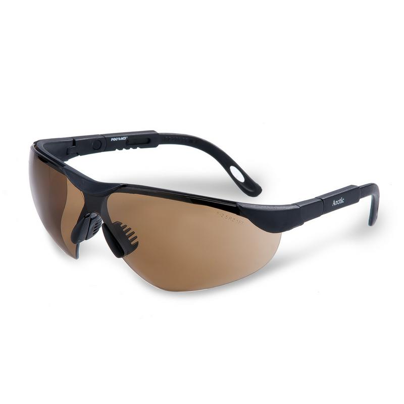 Очки защитные открытые О85 ARCTIС super (коричневый 5-2,5 PC) 18524