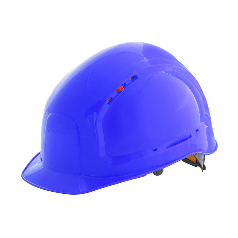 Каска защитная RFI-7 TITAN синяя 71518