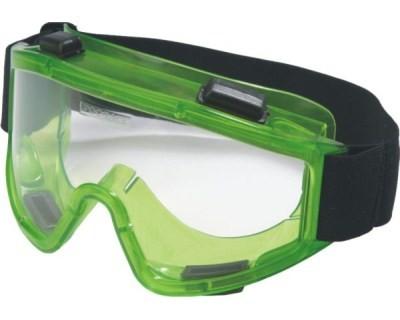 Очки защитные закрытые ЗН11 PANORAMA, непрямая вентиляция