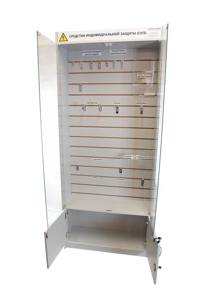Шкаф ELMA106 для хранения СИЗ закрытый 850