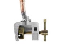 Заземление переносное для распределительных устройств ЗПП-1Н с втычными ножами сеч. 16 мм2 (Электроприбор)
