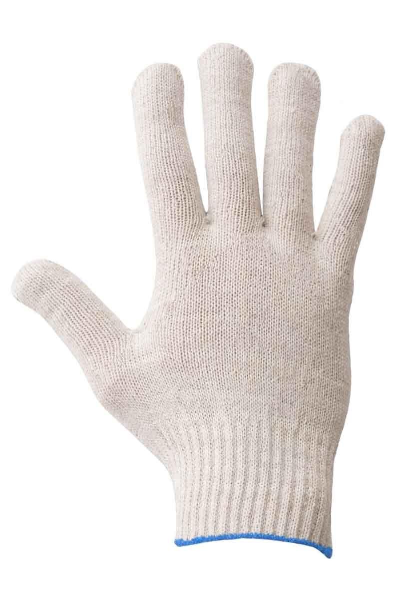 Перчатки защитные Эконом, 7,5 кл  3-нитка