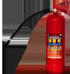 Огнетушитель ручной ОП-5з АВСЕ