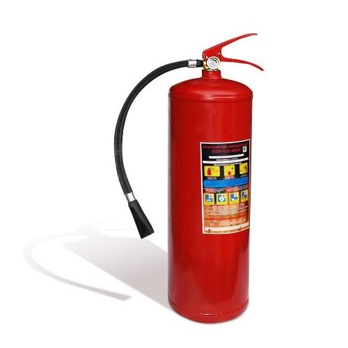 Огнетушитель ручной ОВП-8 (з)