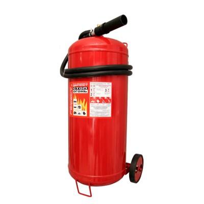 Огнетушитель передвижной ОВП-80 (з) морозостойкий