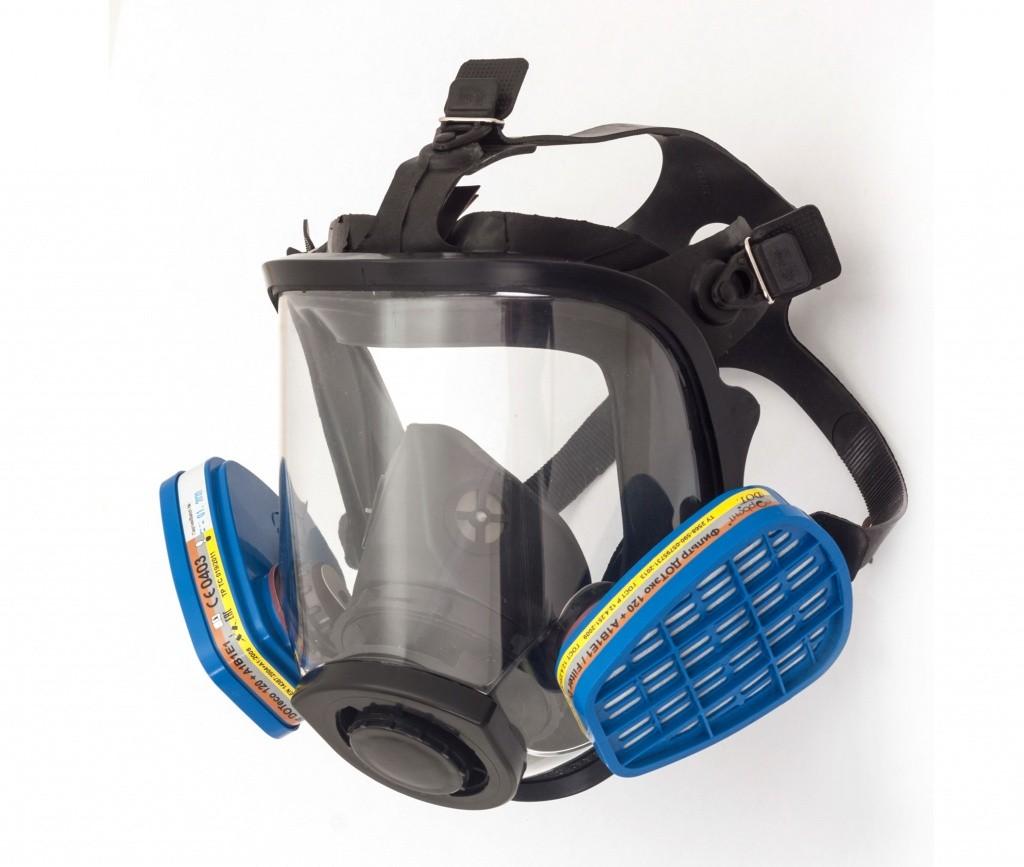 Противогаз фильтрующий УНИКС с панорамной маской