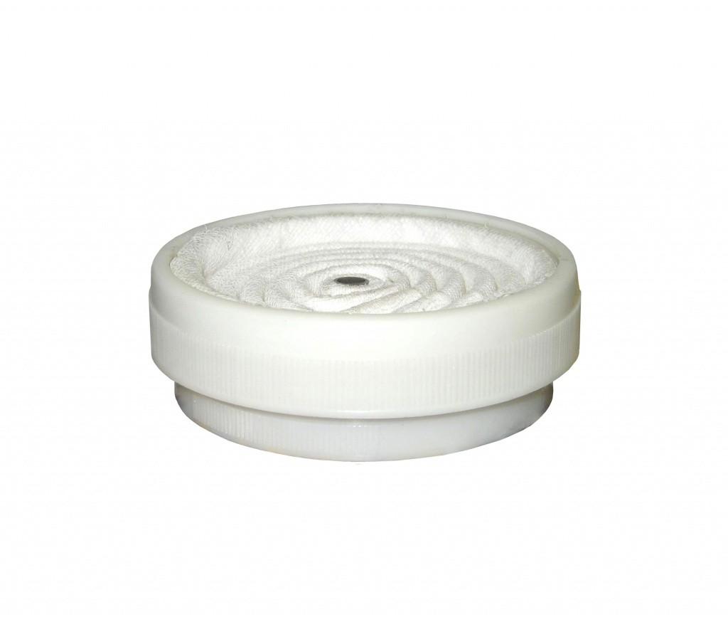 Запасной фильтр к противогазу Фильтр противоаэрозольный Р2D ФП с элементами крепл.