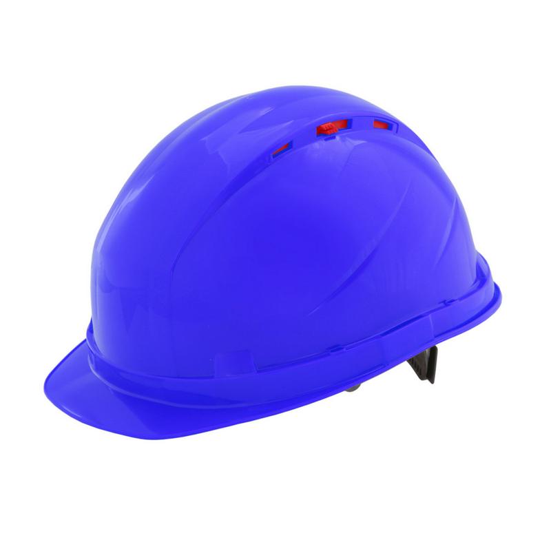 Каска защитная RFI-3 BIOT RAPID синяя 72718