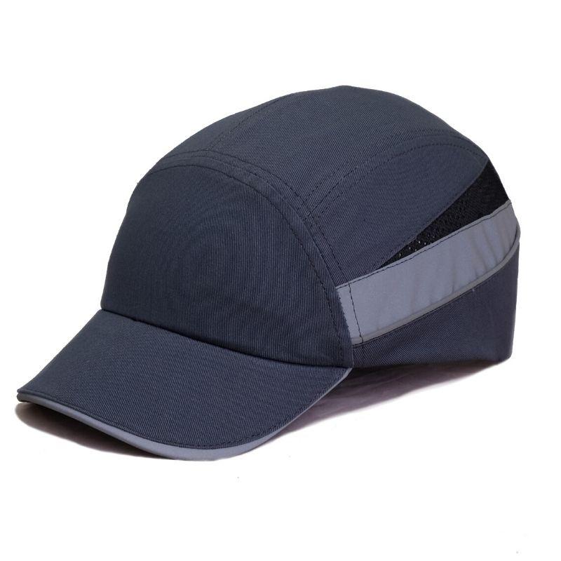 Каскетка защитная RZ BioT CAP темно-серая 92210