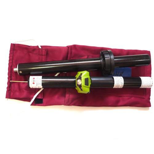 Указатель высокого напряжения УВНК-10Б (10-110 кВ, исполнение 2, комплектация 1, фонарь VONATEX, Техношанс)