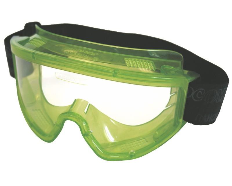 Очки защитные закрытые ЗП2 PANORAMA, прямая вентиляция