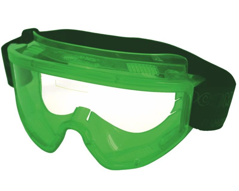 Очки защитные закрытые ЗН11 PANORAMA StrongGlassтм  (PC), непрямая вентиляция