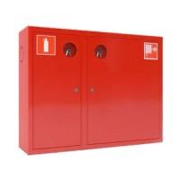 Шкаф для пожарного крана Закр Пр/Лев навесной без окна Место огн. 6 кг.