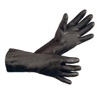 Перчатки химически стойкие Зевс