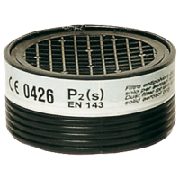 Запасной фильтр к респиратору Sacla EURMASK, объем 220 м3, Р2, токсические загрязнения до 10 от нормы