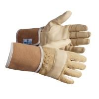 Перчатки виброзащитные Вибростат-1 (черные и бежевые)