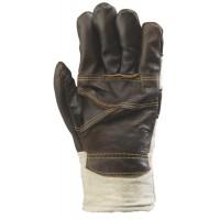 Перчатки  от пониженных температур Мебельная кожа, меховая подкладка