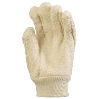 Перчатки от повышенных температур ворсистый хлопок, трикотажный манжет, до 100 градусов